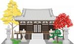きれいな紅葉を楽しんで、お得なクーポンをゲットしよう!「国宝湖南三山紅葉めぐり」にて1,000円分のクーポン配布されます!