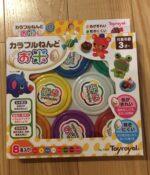 今話題の「お米ねんど」で遊んでみました♪8色で770円とお手頃価格!<おうち時間を楽しもう>
