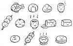 3時のおやつに叶匠寿庵の新発売和菓子「白姫餅」はいかがですか♪