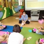 赤ちゃん体操&リトミックで楽しみながら健やかな体づくりを始めよう!野玉歯科医院で親子イベント開催!
