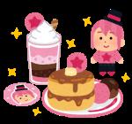 2020/12/3/ー2021/1/24 星モチーフが可愛い双子の人気キャラクターのコラボカフェが大阪・梅田にてオープン!写真に撮りたくなるメニューがたくさん!