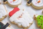 《彦根市》シフォンケーキのお店・ichi1にて、クリスマスケーキの予約開始♪キュートなアイシングクッキーもトッピングできちゃう!