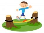 (2/6)親子でアウトドアフィットネスを楽しもう♪スラックラインにもチャレンジできるよ。【近江神宮外苑公園(ブランチパーク)】