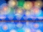 【12/30追記 延期になりました!】琵琶湖周辺の11箇所で同時に花火が打ち上げられます!【淡海 絆花火】2020年12月30日