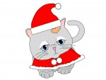 <12月12日>入場無料★クリスマスを舞台にした不機嫌猫ちゃん主演のコメディー映画♪【大津市立図書館】