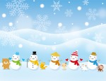 <12月26日>大津市立図書館にて「冬のおはなし会スペシャル」が開催されます!視聴覚ホールでちょっぴりスペシャル♪