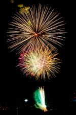 12/25(金)甲賀流にんにん花火~クリスマスの陣~ 甲賀市水口町で開催予定!