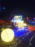 びわ湖大津館のイルミネーションを見に行ってみました♪光で作られた童話の世界に子どもも大喜び☆インスタグラムキャンペーンも開催中です。