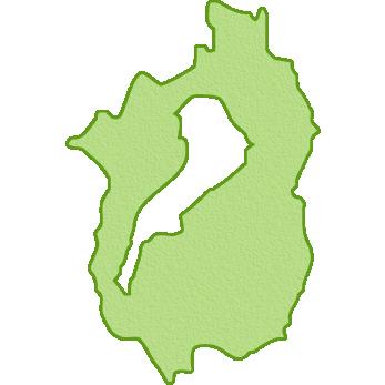 map-shiga