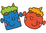 琵琶湖博物館ディスカバリールーム「節分☆オニのお面をつくろう!」参加費無料★1/26~29・2/2・2/3