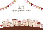"""【瀬田】アフタヌーンティーでゆったり甘い""""ご褒美タイム"""" 期間限定バレンタインバージョンで多彩なチョコレート菓子を楽しんで♡"""