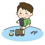 《2月27日・28日》おうち時間にも楽しめる脳トレゲームを手作りしよう!アクトパル宇治で「冬の木工教室~ビー玉ソリティア~」が開催!