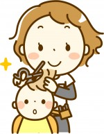 《参加費無料》美容師さんに教えてもらおう!子どものヘアカットのコツ。栗東市在住の未就園児と保護者対象です。