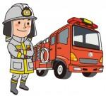 【1/10】かっこいい消防車を見に行こう!大津市消防局の出初式が開催されます。