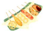 串家物語をおうちでも味わえる♪子どもも喜びそう☆串揚げの冷凍販売がスタート!