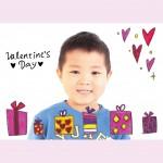 おえかき大好き親子集まれ~!イラスト×ポートレート「らくがきフォト撮影会」バレンタイン!【2月5日・竜王】