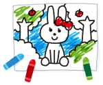 3/27開催★思いきり楽しもう!紙芝居と塗り絵大会に遊びに行きませんか?〈平和堂石山〉