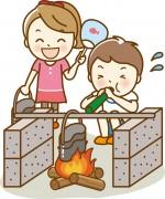 《3月26日〜27日》野外調理の達人になろう!守山市の美崎公園で小学生対象の「美崎クッキングキャンプ」が開催☆