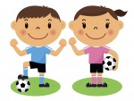 【大津市】2021/2/11(木・祝)アミティエスポーツクラブのサッカー教室とかけっこ教室♪無料体験会開催!ただいま受付中!