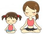 《3月7日》親子で一緒にヨガを体験しよう!ブランチ大津京のCommunity Parkで「アウトドアフィットネス(親子ヨガ)」が開催!