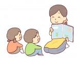 大津市南郷市民センターにて「おはなし会」0~3歳向け、3歳以上向けに分かれての開催です<6月8日・19日>