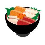 【2月25日~】はま寿司の「お持ち帰り丼ぶり」に新商品登場!!豪華すぎる、特上7種の海鮮丼も♪