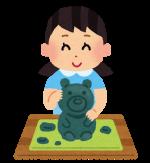 【3/1】幼児雑誌めばえ発売。付録はパンのヒーローの粘土遊びセット!あのキャラのクッキーをつくって遊ぼう♪