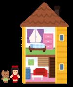 【3/20発売】ドール遊びで大人気の動物たちの人形シリーズにキリンの家族が仲間入り!