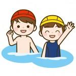 『くつき温泉てんくう』温水プール営業がスタート!滑り台、ジャグジーもある温水プールです【高島市】