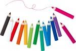 《3月8日・16日・22日・29日》平和堂石山で「塗り絵プレゼント」が実施☆らぶキッズ会員、先着20名さま限定♪