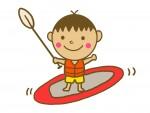 【10月16日】親子deSUP体験が開催されます。お子さんとペアで体験してみませんか?☆コミュニティパーク大津京☆