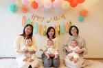 【5/12(水)】ベビーの生後半年をお祝い!ハーフバースデーパーティー開催!