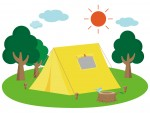 人気イベントにつき追加開催決定!竜王町総合運動公園でオートキャンプをしよう♪