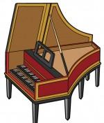4月24日 安土文芸セミナリヨ【ワンコインコンサート】 「どんな音?チェンバロとヴァイオリンのコンサート」開催♪