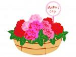 【5月8日】小学生以下対象の「母の日キッズフラワーアレンジメント講座」が開かれます。生花のアレンジメントを楽しく学ぼう!☆守山 うの家☆