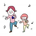 5月21日 親子でリフレッシュダンス♪ 彦根市子どもセンター・子育て講座