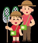 【5月15日(土)】湖南市の親水公園「親水公園探検~食べられるものを探してみよう」が開催されます!