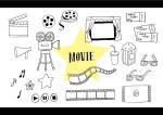 大きなスクリーンで映画を観よう!多賀・あけぼのパークで映画会を毎月開催しています♪ 2021年12月まで