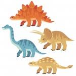 <6月19日・20日>自分の恐竜ぬりえが大画面で走り出す!?ディノレース&クラフト【ブランチ大津京】