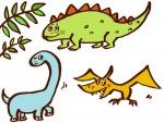 <6月6日>恐竜ペーパークラフトをつくろう!こどもワークショップあそびにっく【ブランチ大津京】