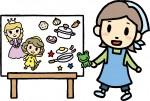 <7月10日>北部地域文化センター堅田児童館にて『たーたか 夏のおはなし会』開催!大型絵本やパネルシアターを楽しもう♪
