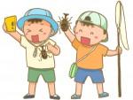【7月24日〜25日】虫好き集まれ〜!「親子で虫キャンプ」に参加しませんか?