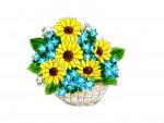 《7月11日》夏のお花で暑さを元気に乗り切ろう!草津川跡地公園で「フラワーアレンジメント教室」が開催!事前申込制☆