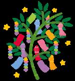 【7/1~7/7】なめらかプリンのパステルにて七夕プリンが発売されます☆彦星と織姫のステンシル模様が可愛らしい♪