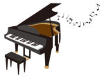 <8月末まで>体験無料☆解放感あるロビーでグランドピアノを弾いてみよう♪【草津クレアホール】
