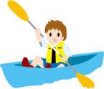 《8月1日・8日・15日・22日》高島市のびわ湖こどもの国で『カヌー体験教室』が開催!小学校1年生〜、初心者OK☆