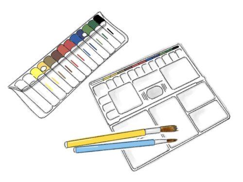 夏休みにチャレンジしよう!「おおつ・SDGs子ども絵画コンクール2021」。7月31日、8月1日・22日にはSDGs絵画教室も開催されます。(大津市の方対象です)