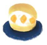 清水白桃のマリトッツォが予約限定で販売中!(8月2日まで)☆クラブハリエ ジュブリルタン☆