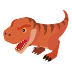 【近鉄百貨店草津店】「草津に恐竜がやってきた」開催中!!巨大なティラノサウルスと写真が撮れます♪<~8/3>