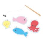 《8月8日》素敵な手作り作品を作ろう☆近鉄百貨店草津店で「お魚釣りゲームを手作りしよう」&「カラフルゼリーボトルを作ろう」が開催!